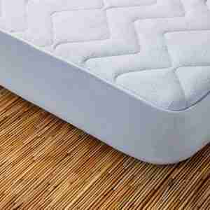 Cubre colchón acolchado sanipur bioactive