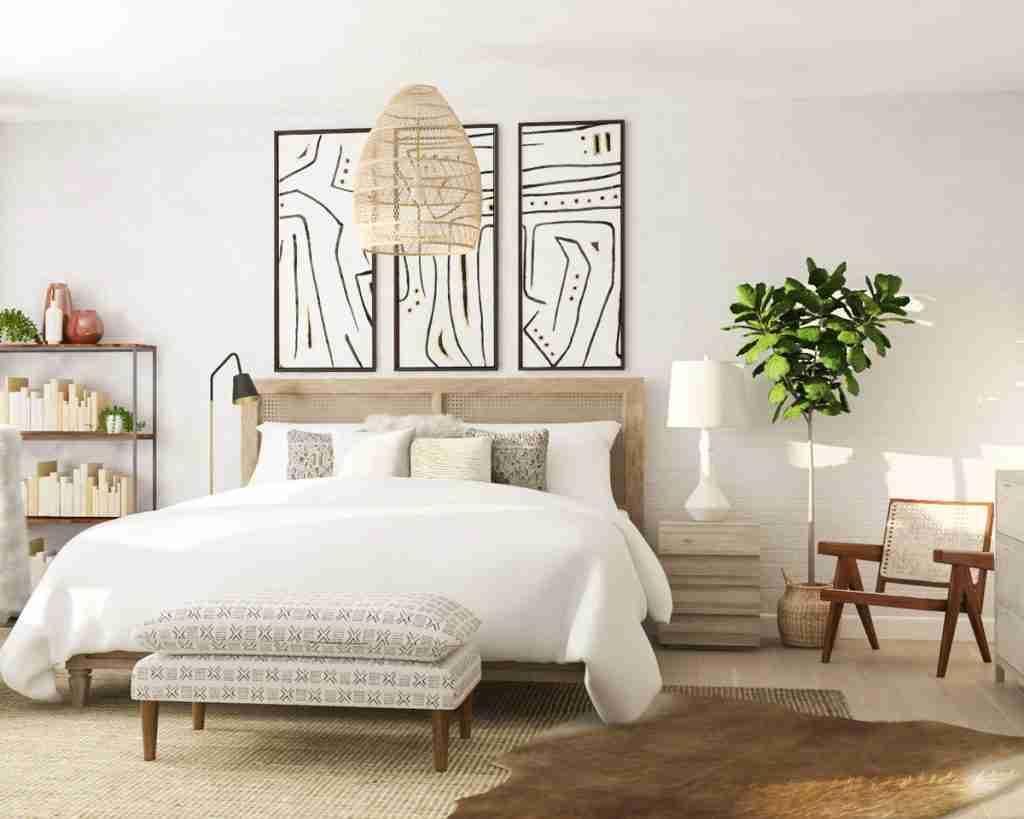 Consejos de diseño de dormitorios para ayudarle a dormir mejor