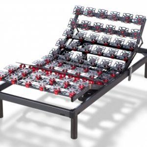 somier Hukla Articulado Grafeno-M - 80X190
