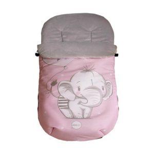 Saco Grupo 0 Bebé Elefantino Pekebaby