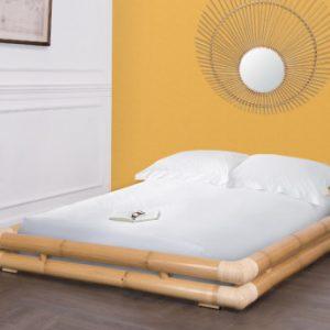 Cama TURION - 140x190 cm - Bambú