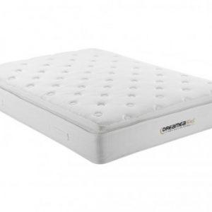 Colchón ignífugo y cubrecolchón integrado DELICE de DREAMEA HOTEL - 140x190 cm