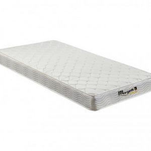 Colchón de muelles y viscoelástica WOLKENLOS de MORGENGOLD - 90x190 cm