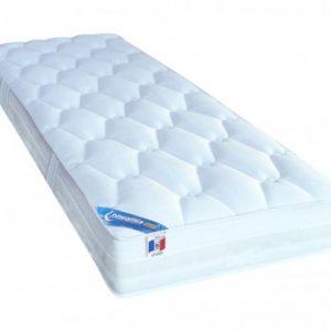 Colchón para cama articulada de muelles ensacados y memoria de forma PAROX de DREAMEA - 70x190cm